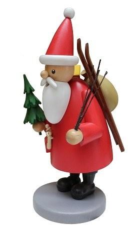 Räuchermann Weihnachtsmann 26cm