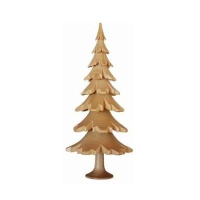 Tannenbaum Natur Holz 15,5cm