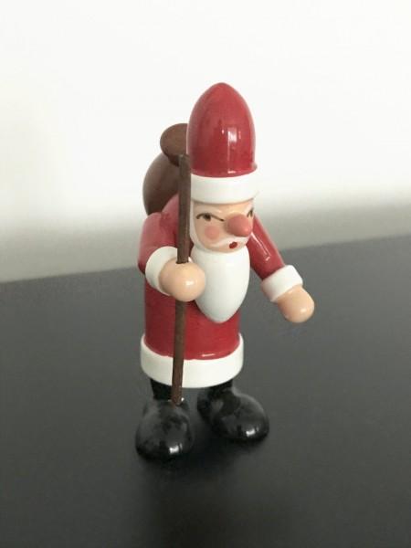 Weihnachtsmann aus Holz 7,5cm