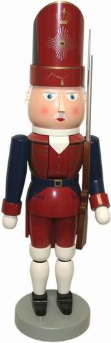 Nussknacker Langer Kerl Soldat 54cm